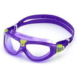 Aqua Sphere Seal Kid 2 Swim Goggle, Violet Lime