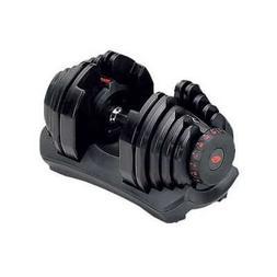 Bowflex SelectTech 1090 Workout Dumbbell w/Adjustable Weigh