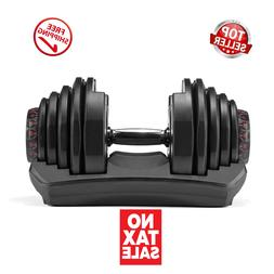 Bowflex SelectTech 1090 Adjustable Dumbbell Syncs SelectTech