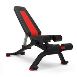 Bowflex SelectTech 5.1S Adjustable Bench Home Gym Essential
