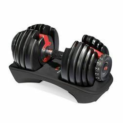 Bowflex SelectTech 552 Adjustable Single Dumbbell 100748 | S