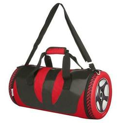 Rugby Shape Gym Sport Duffel Bag Travel Vacation Home Outdoo