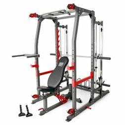Marcy Smith Cage Home Workout Machine Total Body Gym System