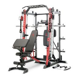Marcy Smith Machine Cage System Home Gym   SM-4033 Pull Up B