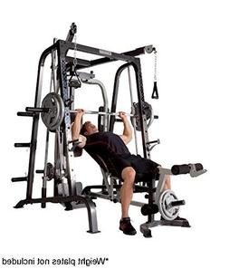Smith Machine Home Gym Cage Workout Total Body Training Home