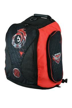 Dragon Sports Bag pack Adjustable Double Shoulder Carry Unis