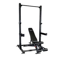 Body-Solid SPR500P2 PCL Half Cage SPR500 + Sfid425