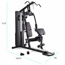 Marcy Stack Dual Function Workout Home Gym – 200 lb. Stack