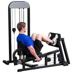 Body-Solid 210lb Stack GLP STK Pro Select Leg Press Machine