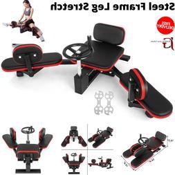 Steel Frame Leg Stretch New Machine For Training Fitness Equ