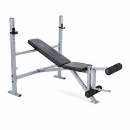 Cap Strength Olympic Weight Bench Press Weightlifting Home