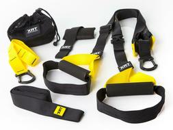 TRX Suspension Trainer FITNESS Home Gym Strength Resistance