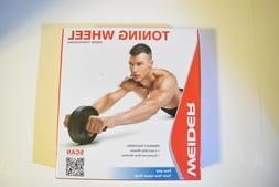 Tone Fitness Ab Toning Wheel Home Fitness Exercise Training
