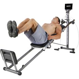 Total Gym 1600 Workout Machine Strengthens Tones 60 Differen