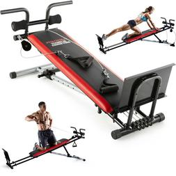 total gym exercise equipment body weight strength