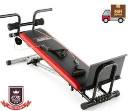 Total Gym Exercise Equipment Body Weight Strength Trainer Ho