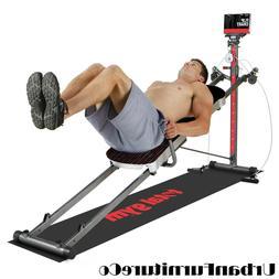 Total Gym Home Exercise Fitness Gym Gear Machine XL7 Ab Trai