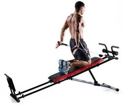 total gym strength trainer ultimate body works