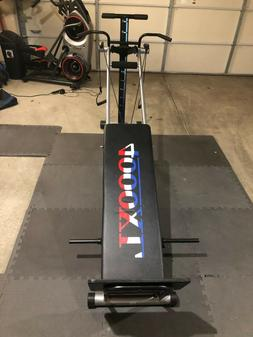 Bayou fitness total trainer 4000-XL gym