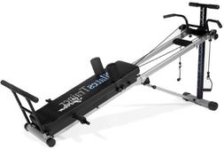 Bayou Fitness Total Trainer Pilates Reformer Home Gym System