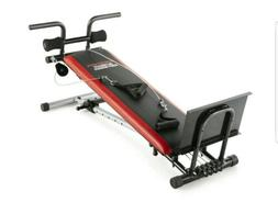 Weider Ultimate Body Works Bench. Many Body Weight Exercises