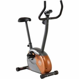Upright Magnetic Cycle Exercise Stationary Bike Fitness Card