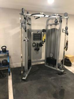 Verta Fitness Dual 154lb Stack Commercial Functional Trainer
