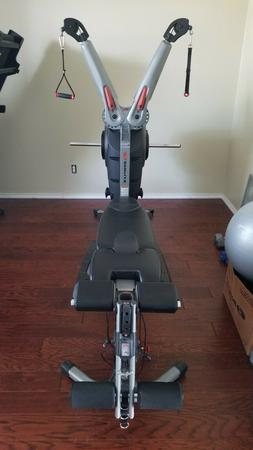 Very Good Condition: Bowflex Revolution Home Gym With Extras