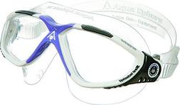 Aqua Sphere Women's Vista Swimming Goggles - White/Lavender