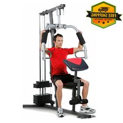 Weider 2980 Home Gym with 214 Lbs. of Resistance Weight Lift