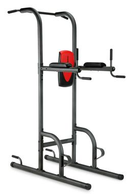 Weider Power Tower with Four Workout Stations Stay Home Stay