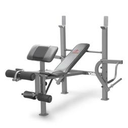 Weight Bench - With Butterfly And Leg Developer. Marcy Diamo