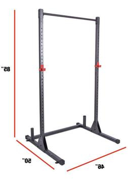 CAP Barbell White Cap Exercise Power Rack