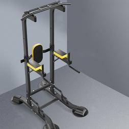 Workout Dip Station for Home Gym Strength Training Fitness E