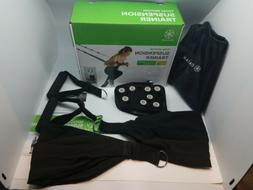 Gaiam Workout Exercise Bands Fitness Total Motion Suspension