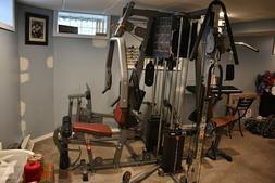 Bodycraft X2 Home Gym