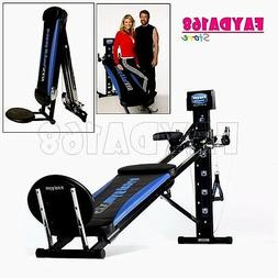 Total Gym XLS Plus AbCrunch Bench – Universal Home Gym for