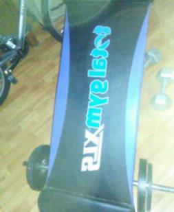 Total Gym XLS w/ Full Accessories & Videos