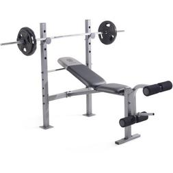 Golds Gym* 110 lbs. Weight Capacity XR 6.1 Multi-position We