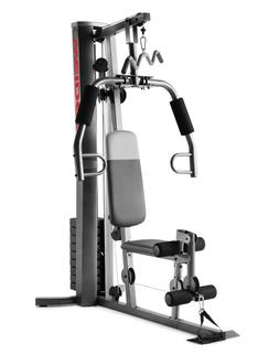 Weider XRS 50 Home Gym with High and Low Pulley System for T