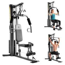 XRS 50 Home Gym with High and Low Pulley System Workout Fitn