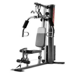 Weider XRS 50 Home Gym with Leg Developer and High and Low P